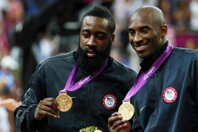 What James Harden Can Learn from Kobe Bryant About Being an Alpha Dog