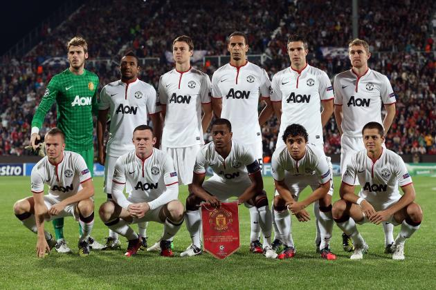 Predicting Manchester United's Starting XI to Face CFR Cluj