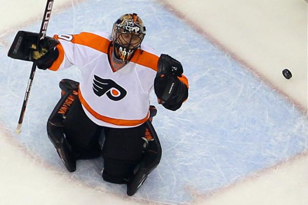Philadelphia Flyers: 5 Reasons Why Ilya Bryzgalov Is Not the Long-Term Answer