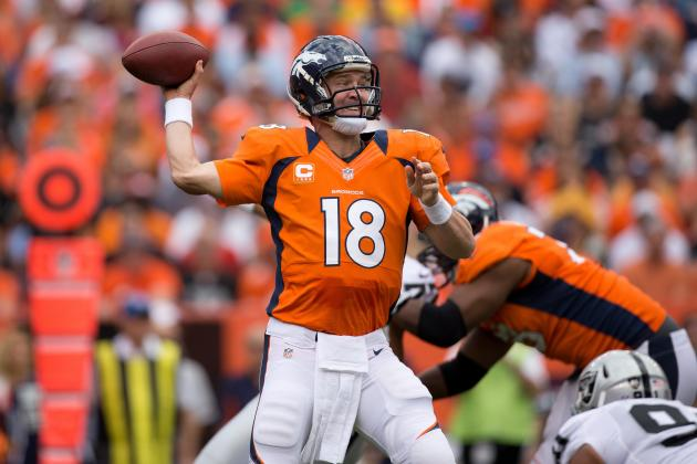 NFL Week 14 Picks: Denver Broncos vs. Oakland Raiders