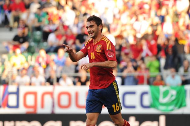 Adrian Lopez to Arsenal: Rubbishing the Rumour