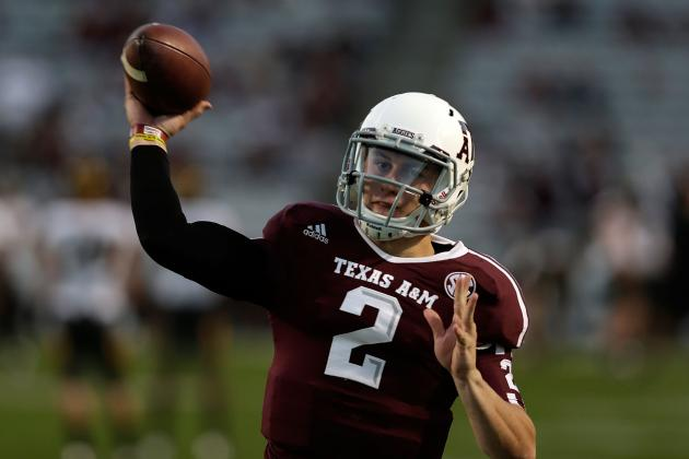 Texas A&M Football: 2013 Recruiting Class Makes Aggies Legit BCS Contenders