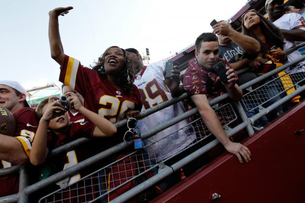 Washington Redskins Fan's Viewing Guide for NFL Week 14