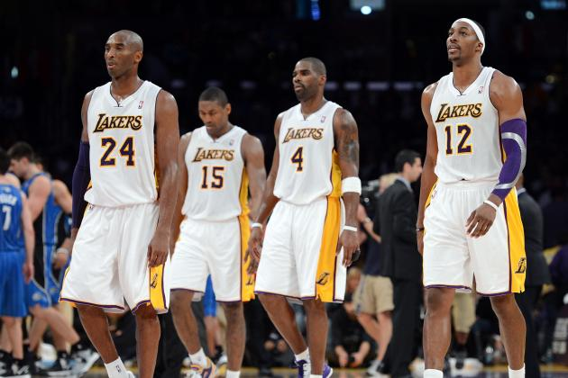 Ranking the L.A. Lakers' 10 Best Highlights of the 2012-13 Season to Date