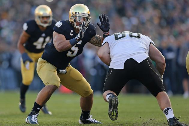 2013 NFL Mock Draft: Matt Miller's 7-Round Projections Heading into Bowl Season