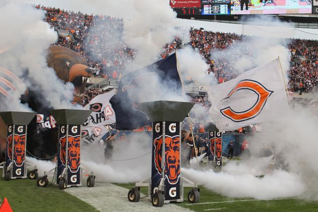 Chicago Bears: Potential Pro Bowlers for Bears in 2012