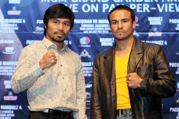 Manny Pacquiao: Top 10 Storylines Going into Juan Manuel Marquez Fight