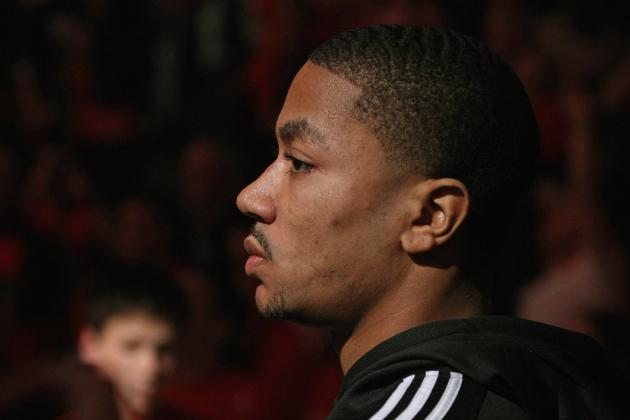 5 Reasons Chicago Bulls Shouldn't Rush Derrick Rose's Return