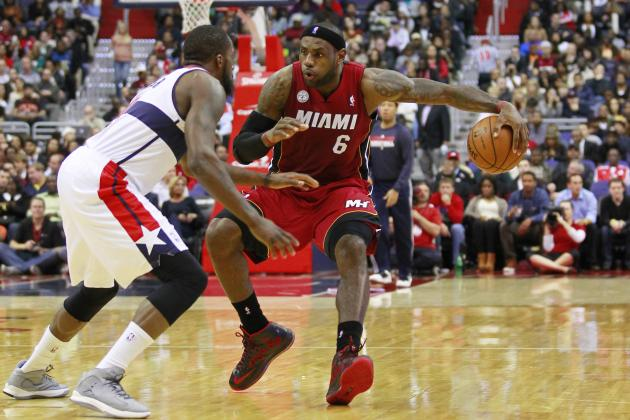 Miami Heat vs. Washington Wizards: Postgame Grades and Analysis for Miami
