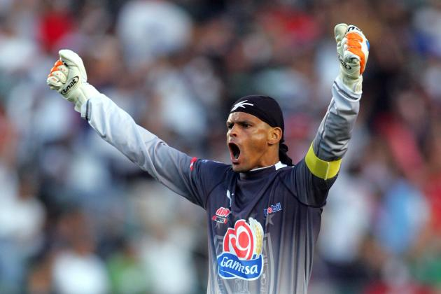 Miguel Calero: The 5 Best Moments of Former Pachuca Goalkeeper's Career