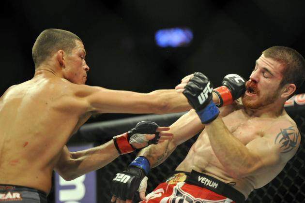The Top 5 Nate Diaz Fights