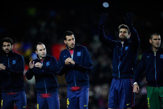 Predicting Barcelona's Future Starting XI