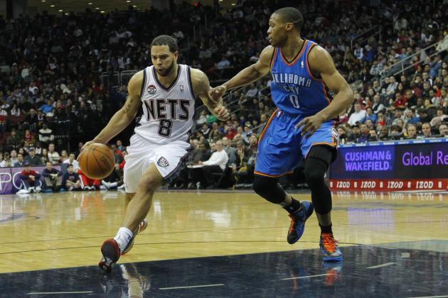 Oklahoma City Thunder vs. Brooklyn Nets: Postgame Grades and Analysis