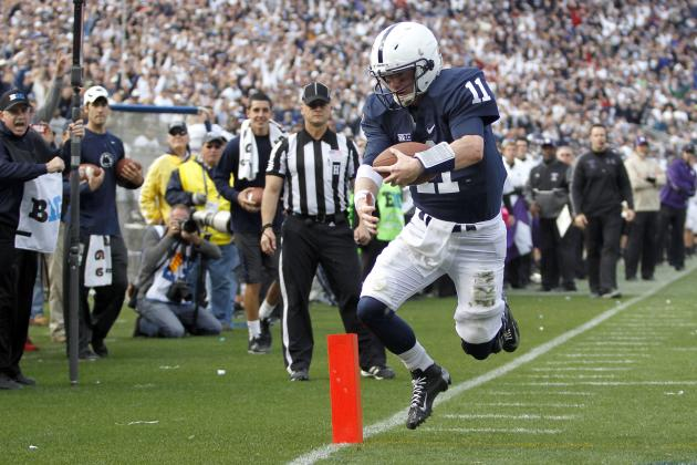 Penn State Football: Power Ranking 3 Best NFL Draft Scenarios for Matt McGloin