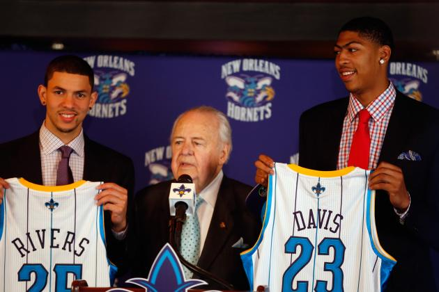 Regrading the Top 10 Picks from the 2012 NBA Draft