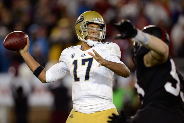 Pac-12 Football: Power Ranking the Conference's Quarterbacks