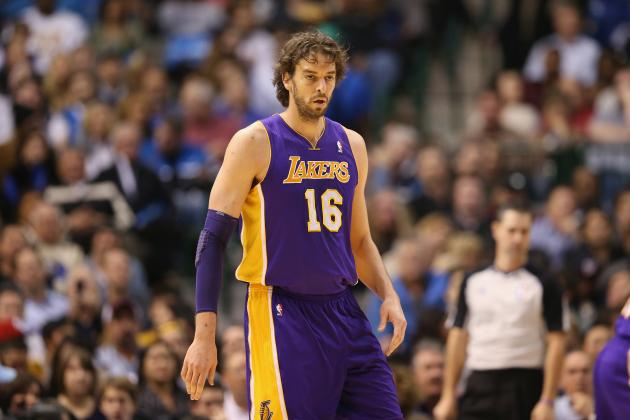 Weighing Pros and Cons of LA Lakers Trading Pau Gasol