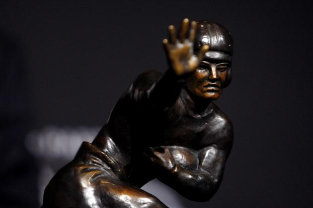 Heisman Trophy: How Past Winners Performed in Their Follow-Up Bowl Games