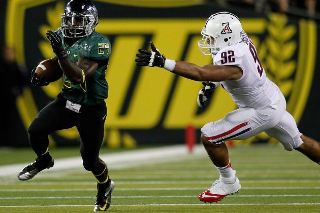Packers Draft Board: 5 Players Green Bay Must Have an Eye on in Bowl Games