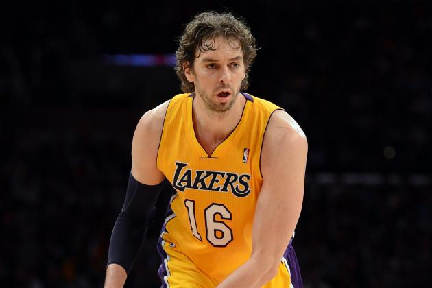 A Timeline of Every Pau Gasol Trade Rumor from His Lakers Tenure