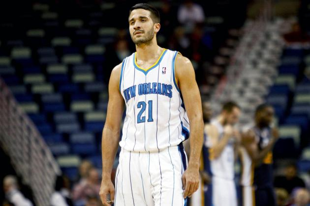 New Orleans Hornets Stock Watch: Rising and Falling Players After First Month