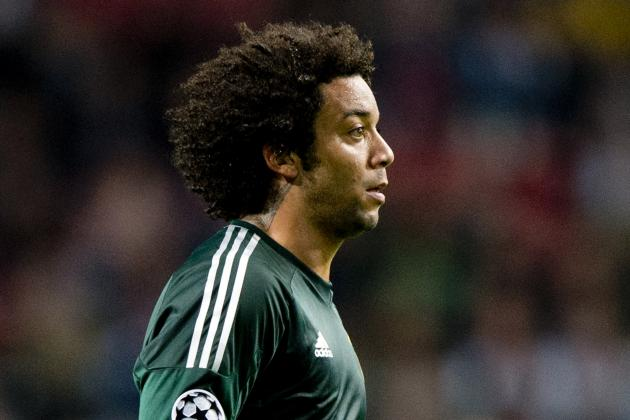 5 Left Backs Who Are as Good as (if Not Better) Than Real Madrid's Marcelo