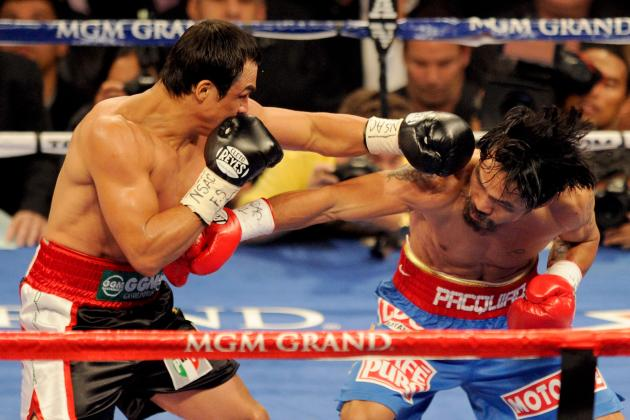 Marquez and the 5 Best Mexican Fighters of This Era