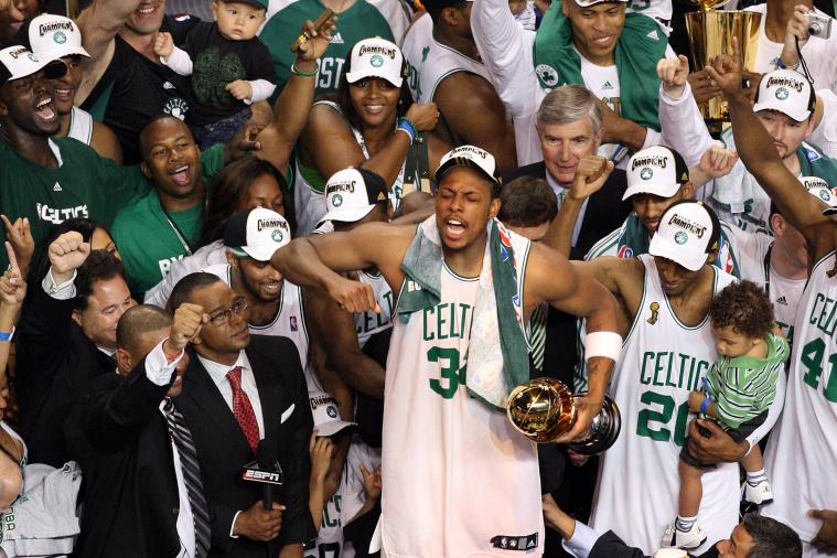 How Current Celtics Match Up with Every Boston Team of Past Decade
