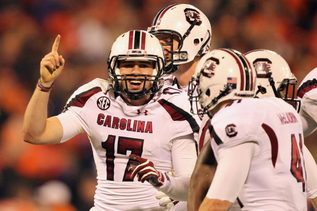 South Carolina Football: 6 Reasons Dylan Thompson Should Start in 2013