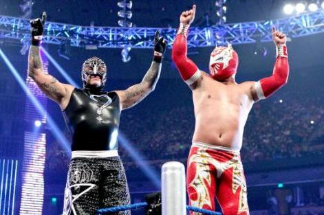 Rey Mysterio, Kane, Sin Cara and WWE's 10 Greatest Masked Wrestlers of All-Time