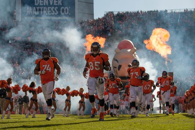 Denver Broncos: 4 Reasons the Broncos Can Finish 13-3