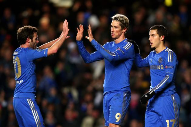 6 Things We Learned from Chelsea's 6-1 Blowout Win