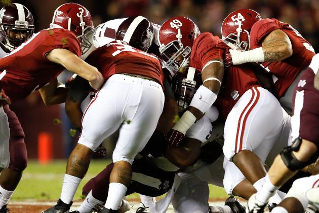 Alabama Football: 5 Players Who Must Step Their Game Up Before BCS Championship