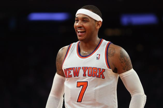 5 Reasons NY Knicks Are Legit Title Contenders in 2012-13