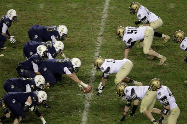Where Army vs. Navy Ranks Among College Football's Greatest Rivalries