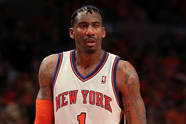 New York Knicks: 5 Reasons Why Amar'e Stoudemire's Return Will Improve the Team