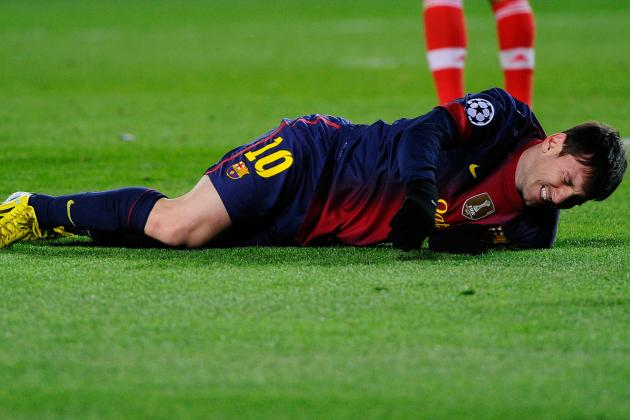 Lionel Messi Injured: Who Can Step Up for Barcelona?