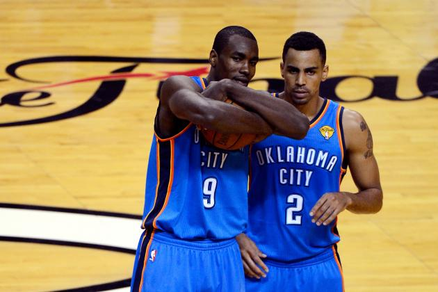 Serge Ibaka: Why He Will Be the Second-Best Player for the Oklahoma City Thunder