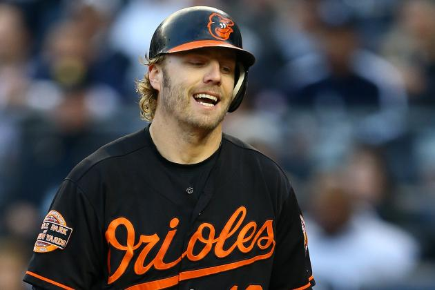 5 Backup Plans If the Baltimore Orioles Lose Mark Reynolds