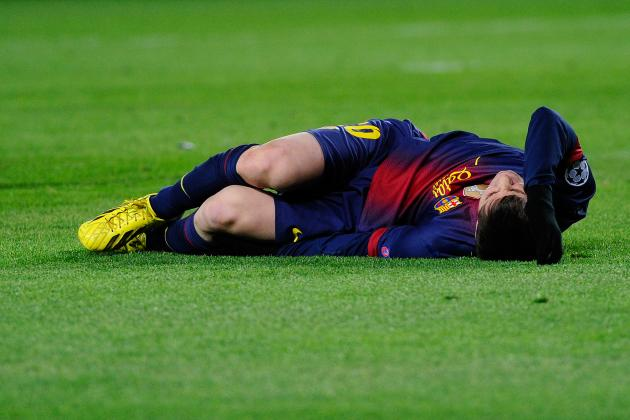 What If Messi Gets Hurt & out for a Long Time in the Future? A Plan B Analysis