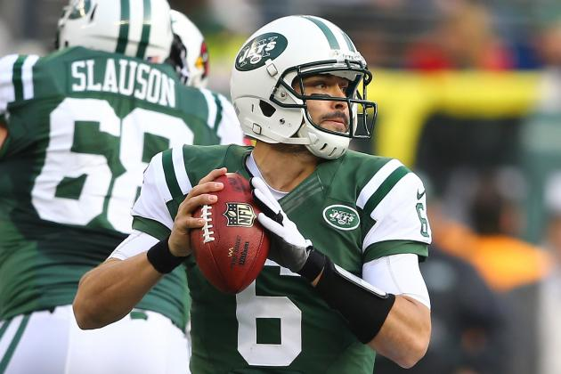 Mark Sanchez: 5 Best Things About Rex Ryan Starting Him for Jets vs. Jaguars