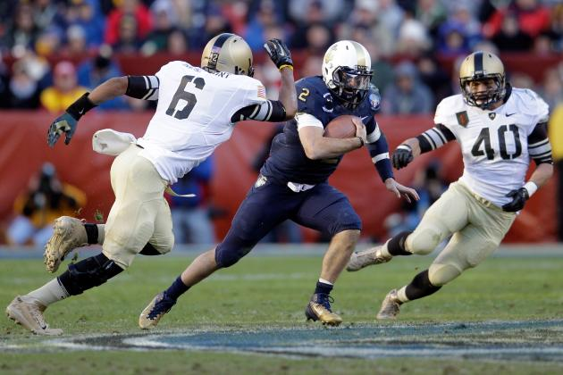 5 Reasons Army-Navy Game Is the Best Tradition in College Football