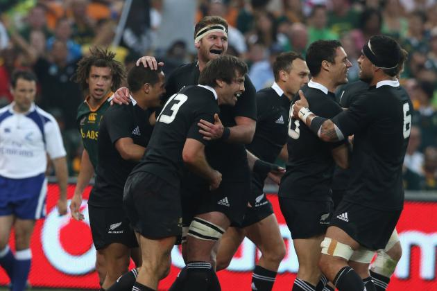 The Best of the Best of Rugby in 2012