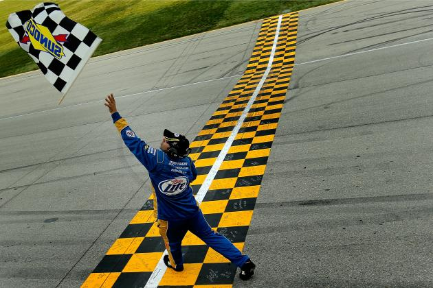 NASCAR: The 10 Best and Worst Moments of the 2012 Sprint Cup Season