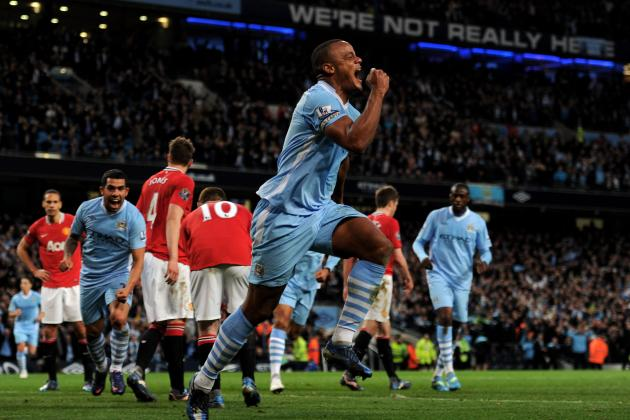 Man City vs. Man United Preview: 6 Key Battles to Watch in Manchester Derby