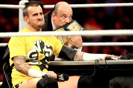 Five Thoughts on WWE TLC and CM Punk's Knee Injury
