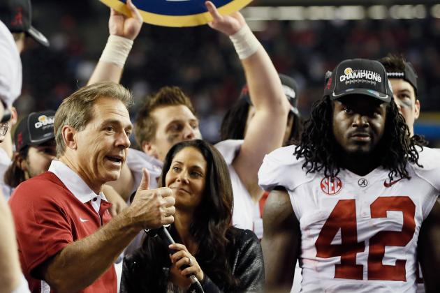 Alabama Football: 5 Reasons the Crimson Tide Are a Lock to Win the BCS Title