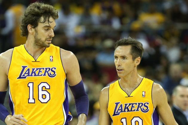5 Adjustments Steve Nash Will Make to LA Lakers Offense to Rejuvenate Pau Gasol