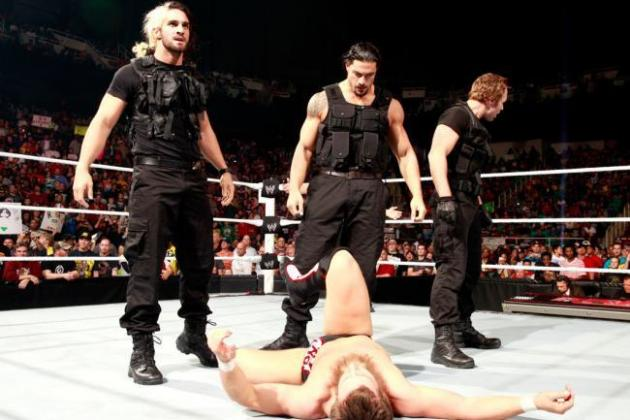 7 Immediate Targets for the Shield in WWE