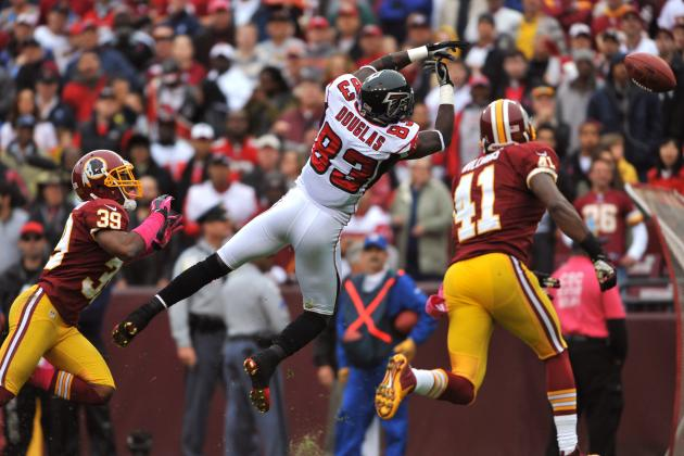 Atlanta Falcons: Biggest Disappointments of 2012 Season so Far